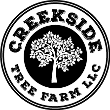 Creekside Tree Farm Logo